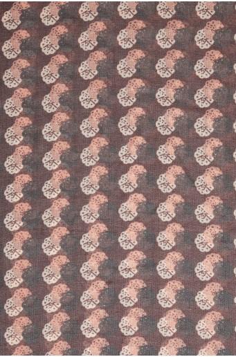 Apaszka w kolorowy wzór