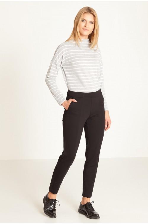 e3bcbc6e6bfb Klasické kalhoty se zúženými nohavicemi - 5039 - Grenpointfashion