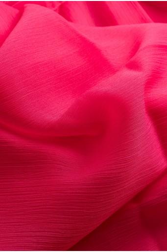 Elegantní růžová šála