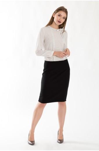 Elegantná ceruzková sukňa