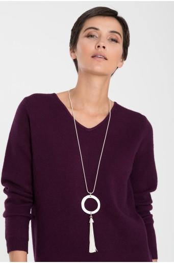 Měkký teplý svetr