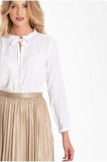 Plisovaná sukně