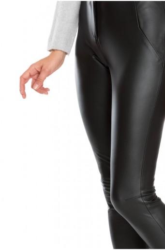 Kalhoty s ekologické kůže