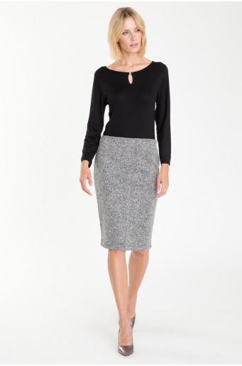 Elegantní pouzdrová sukně