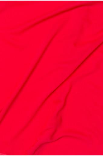 Red elegant scarf