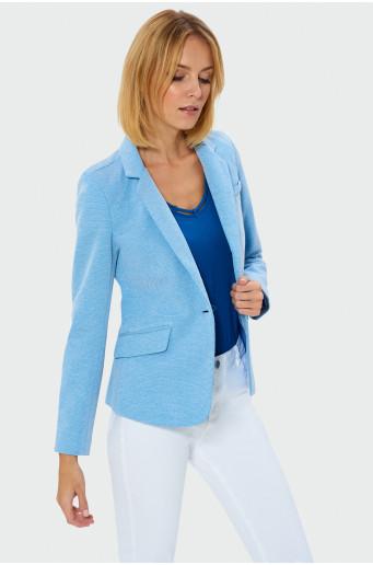 Classic slim blazer jacket