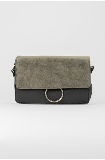 Small black handbag