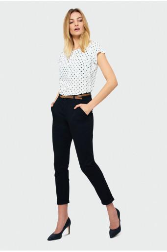 Bavlněné kalhoty chino