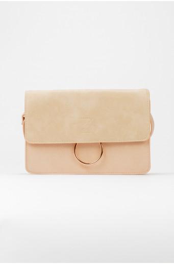 Malá ružová kabelka