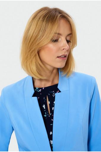 Longer blazer jacket