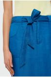 Sukňa s ozdobnými vreckami