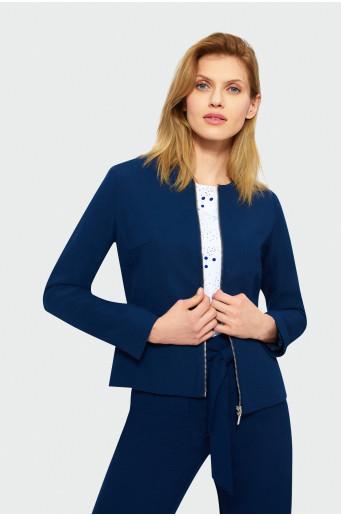 Classic blazer jacket