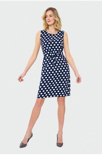 Simple sleeveless dress