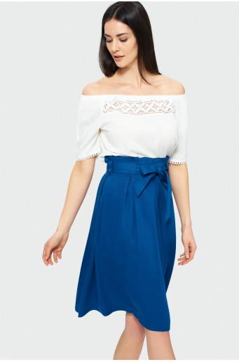 Skládaná sukně