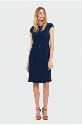 Elegantné šaty ku kolenám