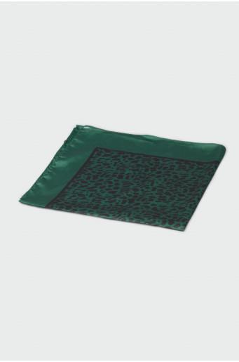 Elegant printed neckerchief