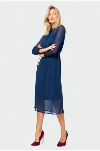 Smart midi dress