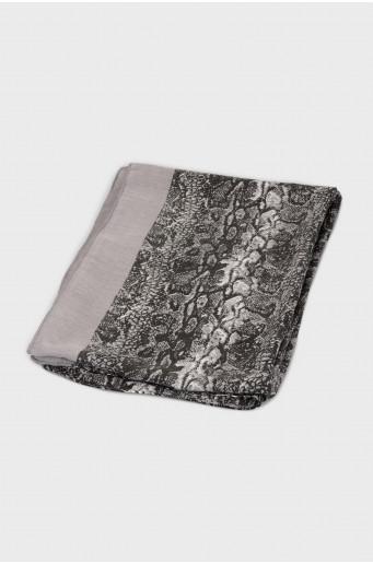 Printed neckerchief