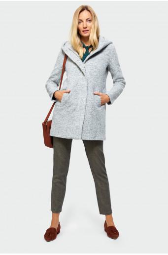 Elegantní kabát