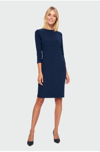 Straight cut dress