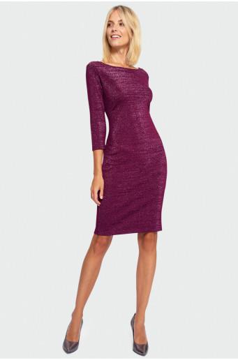Shimmering dress