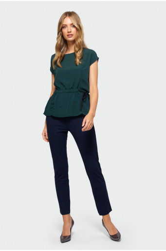 Smart classic cut trousers