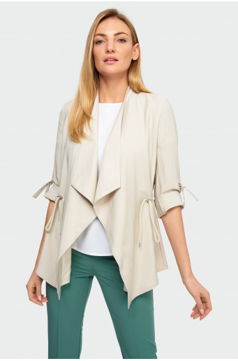 Loose-fitting jacket