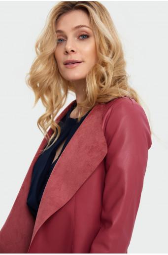 Loose-fitting blazer