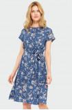 Viskózové volné šaty