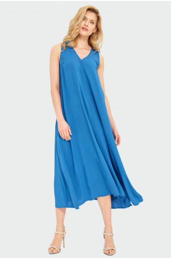 Flared dress