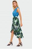 Viskózová sukně