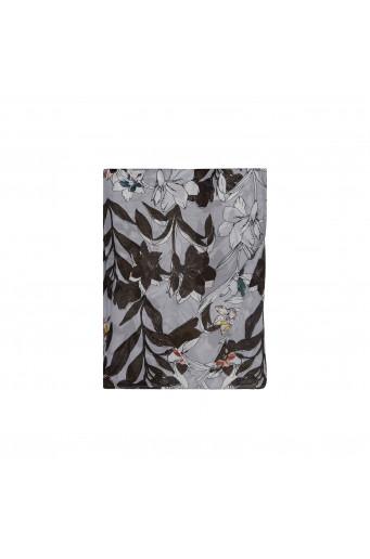 Floral neckerchief