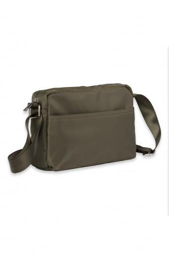 Casual medium olive bag