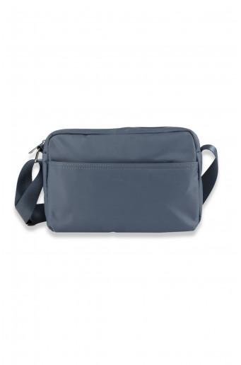 Casual medium grey bag