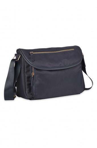 Navy blue medium bag