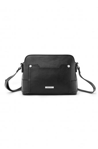 Mini black handbag