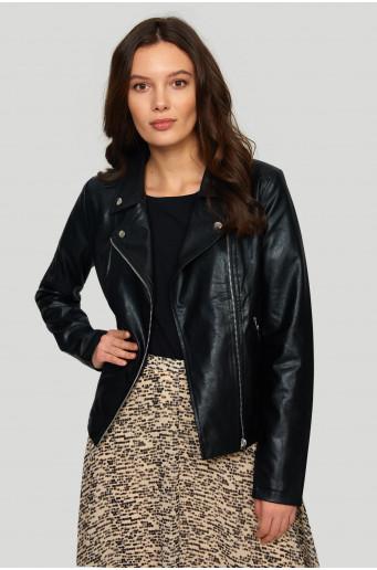 Eco biker jacket