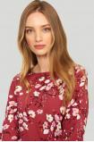 Viscose printed blouse